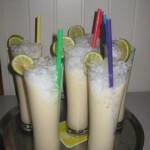 sorbetes de limon