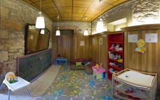 Fotos de la zona infantil